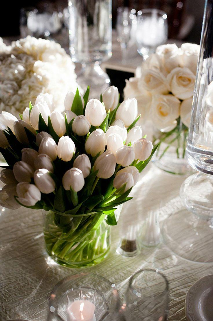 Brautstrausse Mit Tulpen Hochzeitsblog Schweiz
