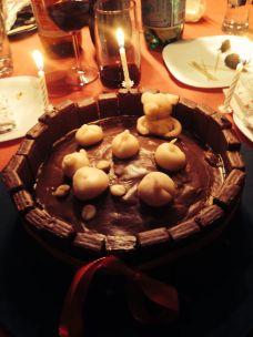 Torte Schokolade Baer