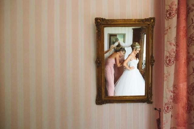 Ein weisses Brautkleid zur zweiten Hochzeit?