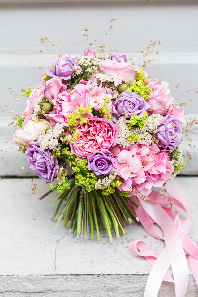 Brautstrauss des Monats Juni