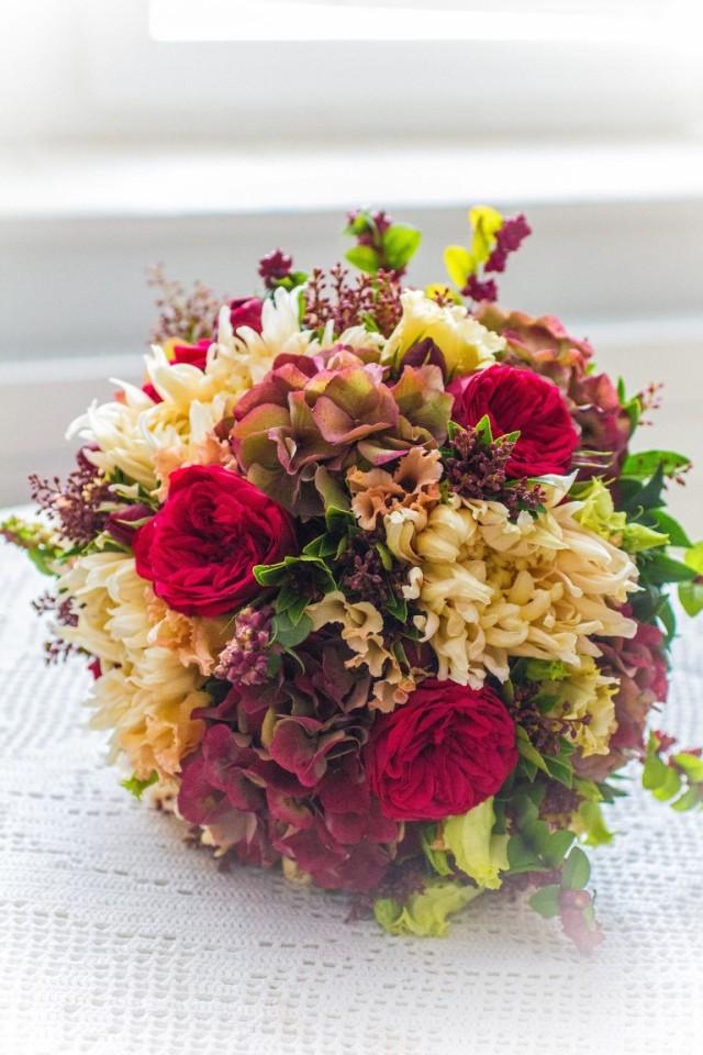 Brautstrauss Monat Oktober 1 (Medium)
