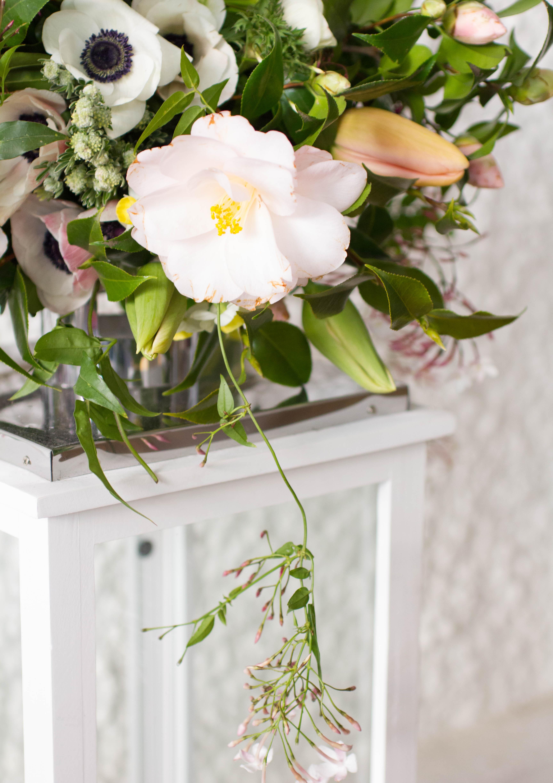 Brautstrauss Maerz English Rosarium 2